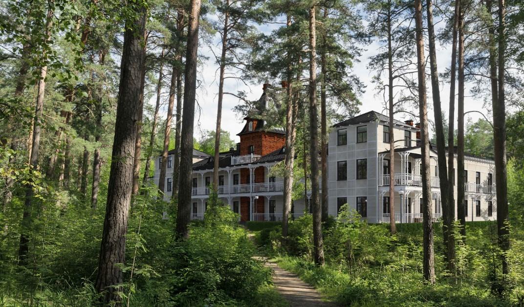 Восстанавливаемый Лесной корпус