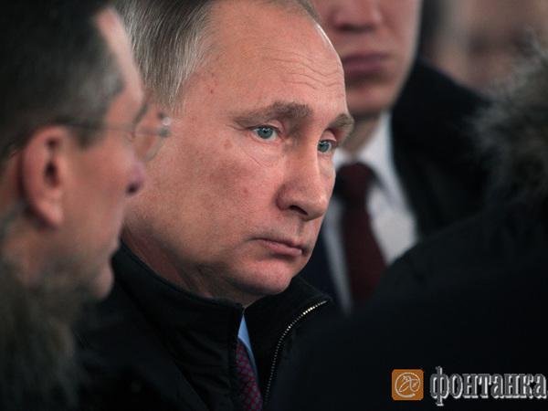 Путин открыл ЗСД: Красивый, масштабный, современный проект