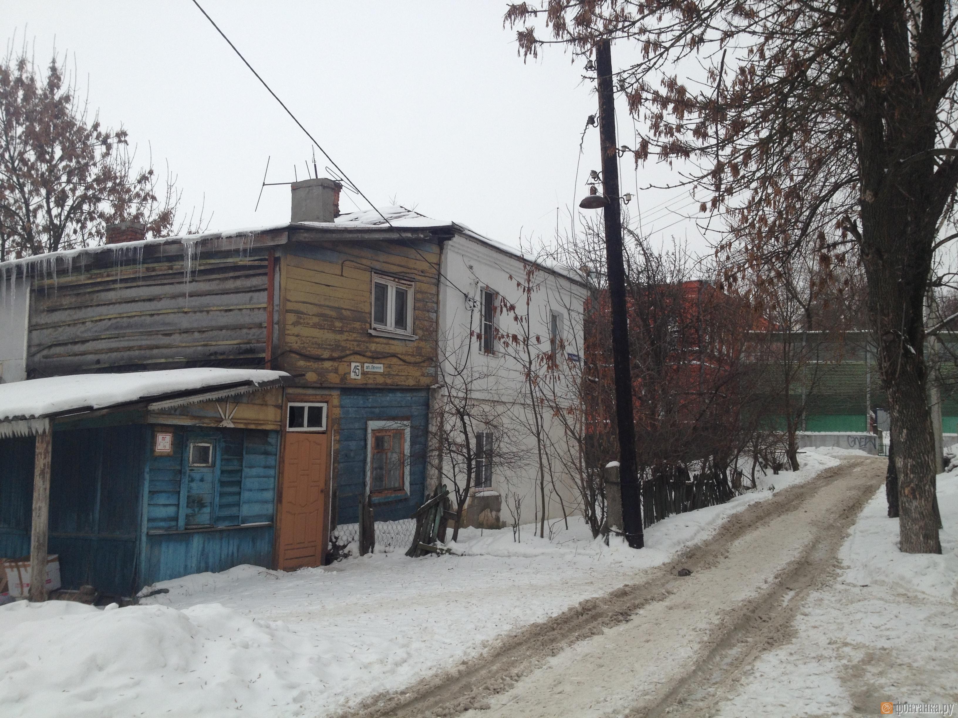 Улица в Боголюбове