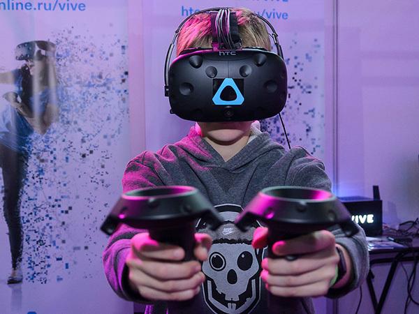 2017 год: сквозь очки виртуальной реальности