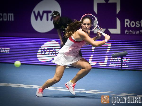 St. Petersburg Ladies Trophy: До полуфинала из россиянок добралась только Касаткина