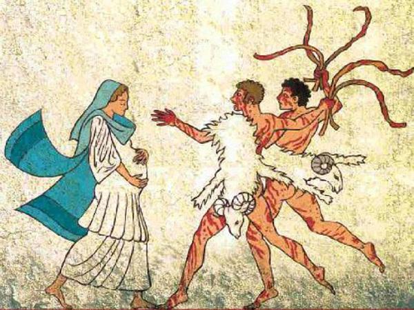Nota Bene: В каком родстве Святой Валентин с языческим фавном