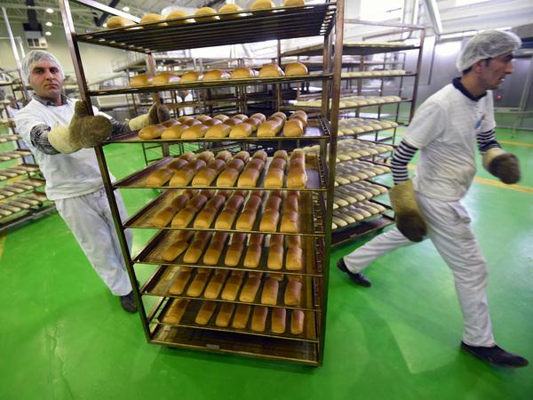 Хлебу готовят кризисный замес