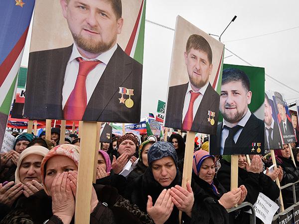 Кокетство по-чеченски