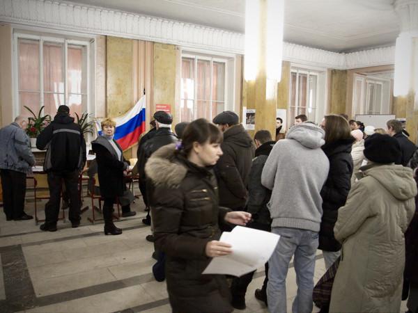 [Фонтанка.Офис]: Кому из журналистов разрешат работать на избирательных участках
