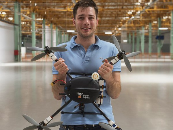 [Фонтанка.Офис]: Новые препятствия для развития дронов