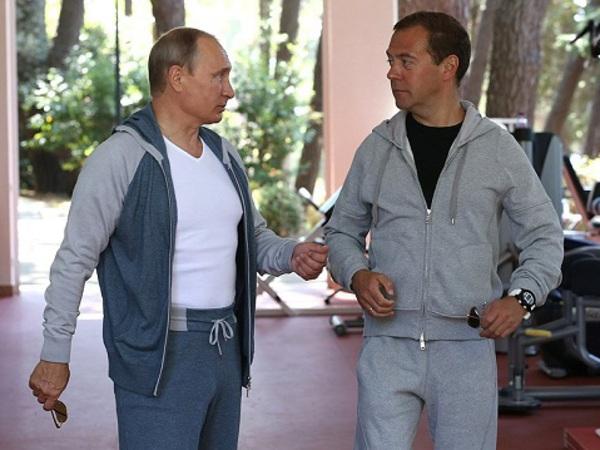 """Для Путина сделали ролик ко """"Дню друзей"""""""