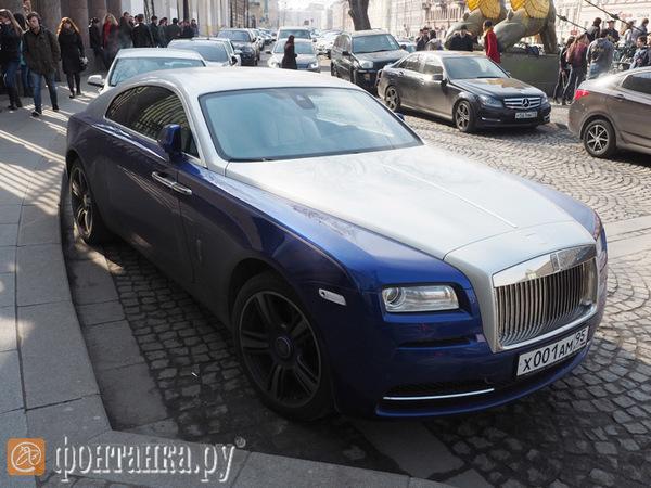 В деле чеченского Rolls-Royce нашлась женщина