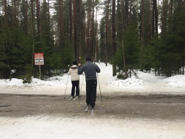 «Водоканалу» вострят лыжню
