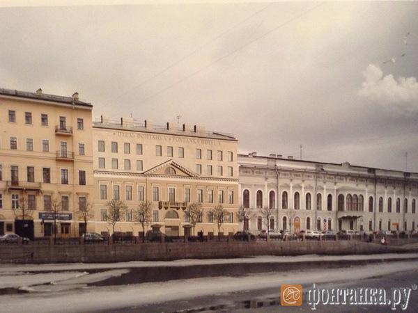 Совет по наследию одобрил реконструкцию дома Абазы под отель Hilton