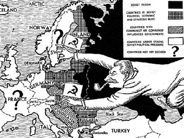 Историческая рифма Льва Лурье: 1946 год - начало холодной войны