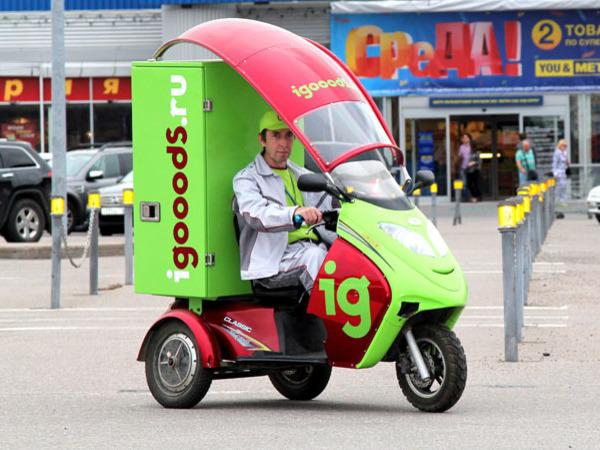 «Гипермаркет на диване» осваивает Петербург