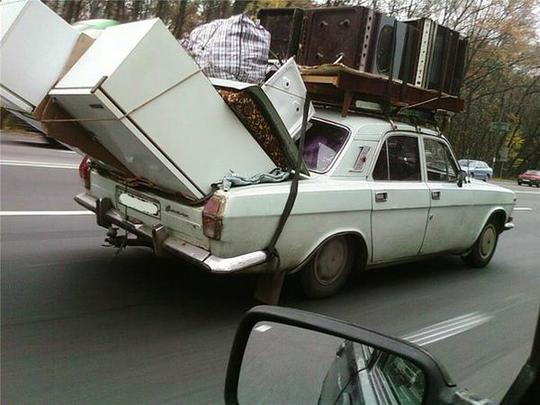 Автоклуб с Денисом Шубиным: Что потепление нам готовит?