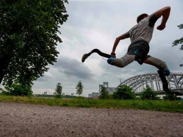 В Петербурге проходит выставка о паралимпийцах