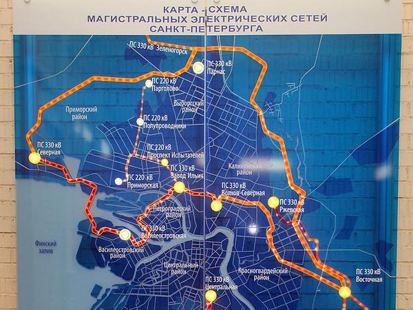 Энергокольцо не спасло Петербург от блэкаута