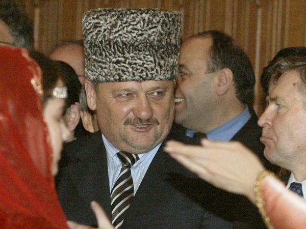 Кто голосовал «за» мост Кадырова