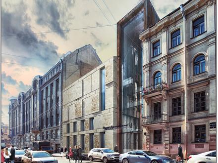 Музей Достоевского может прирасти стеклянным атриумом