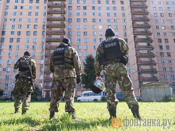 Эхо террора дошло до Петербурга