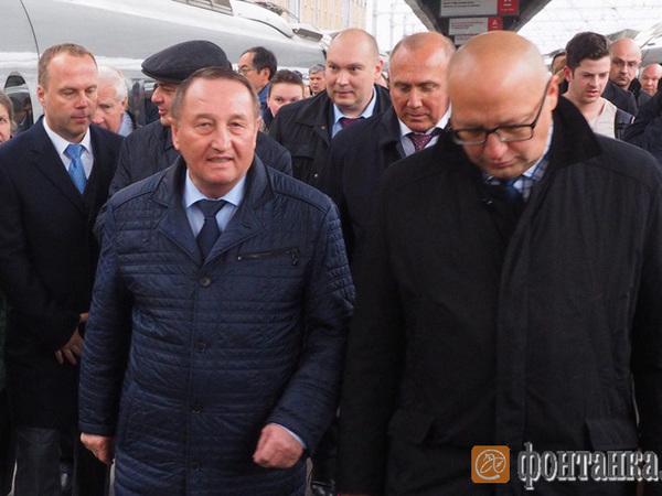 30 прокуроров из Москвы приехали в Петербург
