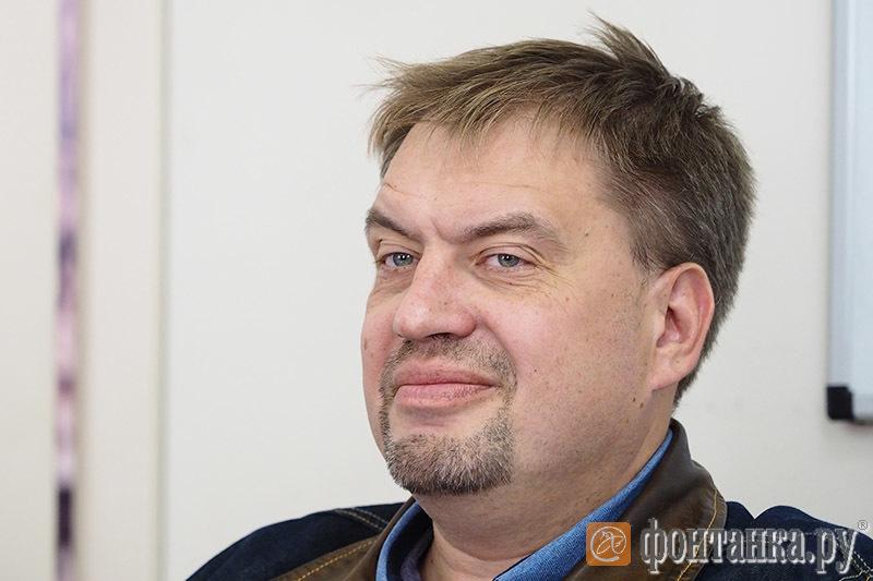Гендиректор «Инжтрансстроя-СПб» Виталий Лазуткин