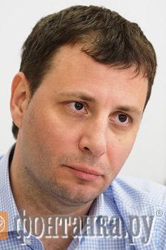 Председатель совета директоров «Инжтрансстроя-СПб» Кирилл Поляков