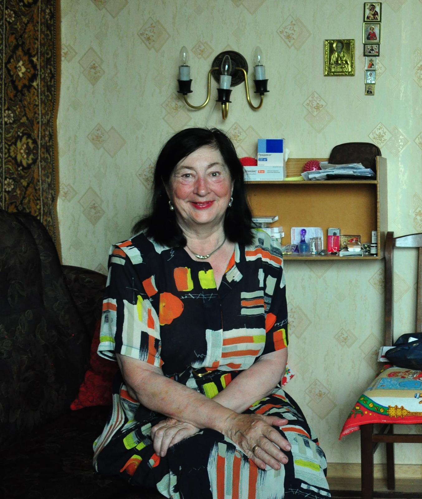 Ирина Михайловна Белоусова