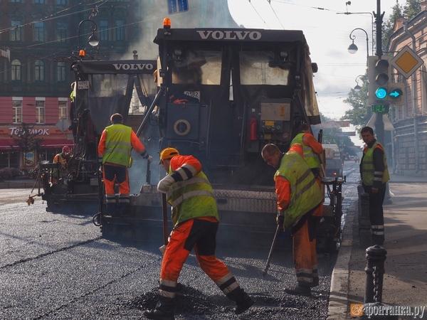 Мундиаль увел ремонт дорог в глубокую осень
