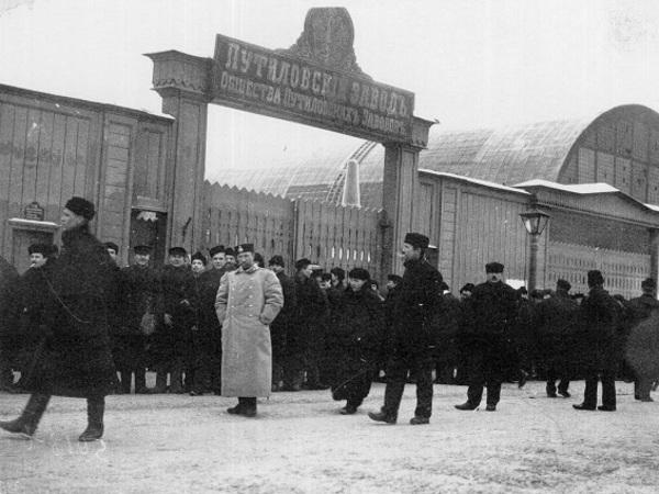 Nota Bene: Путиловская забастовка - урок протестующим и властям