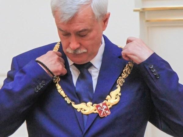 Самые влиятельные люди Петербурга - 2016