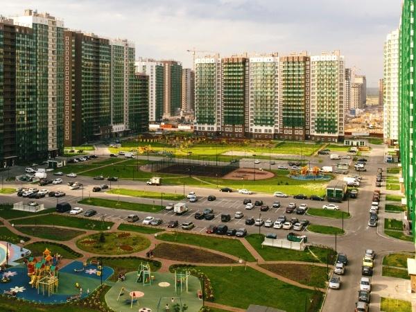 Setl City построила новую дорогу для жителей ЖК GreenЛандия
