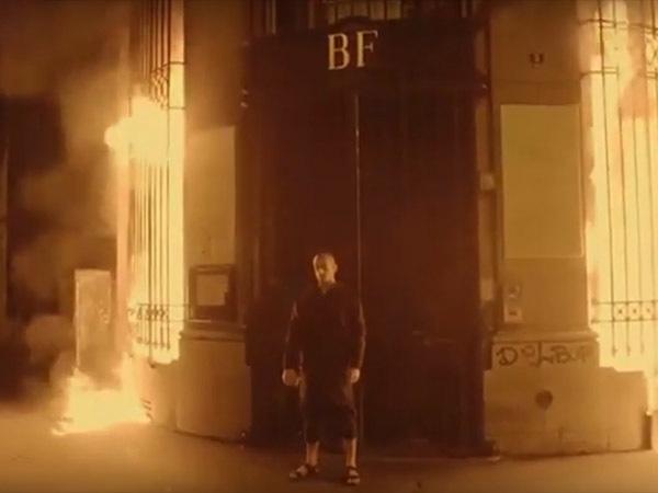 Павленский: Поджогом банка напомнил о Французской революции