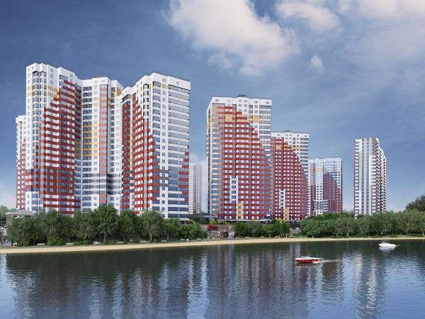 В «Невских парусах» завершено строительство первой детской площадки