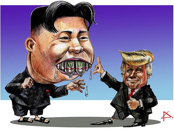 Где «точка невозврата» между США и КНДР