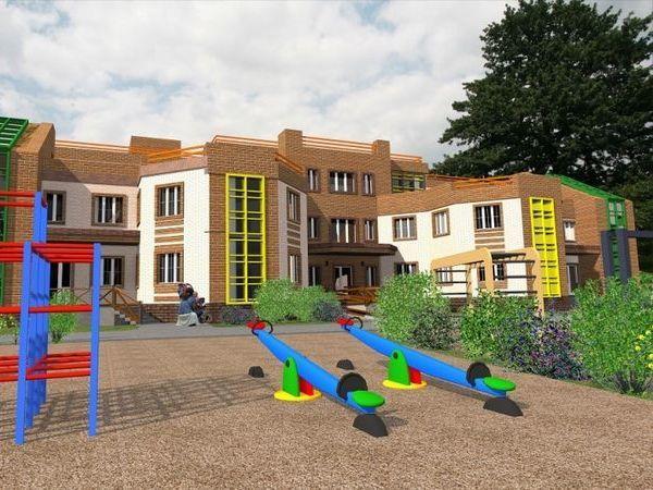 ЦДС построит детский сад в Кудрово