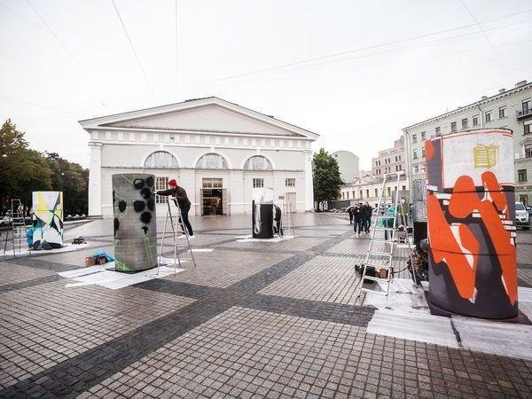Застройщик ГК «УНИСТО Петросталь» поддержал современный стрит-арт