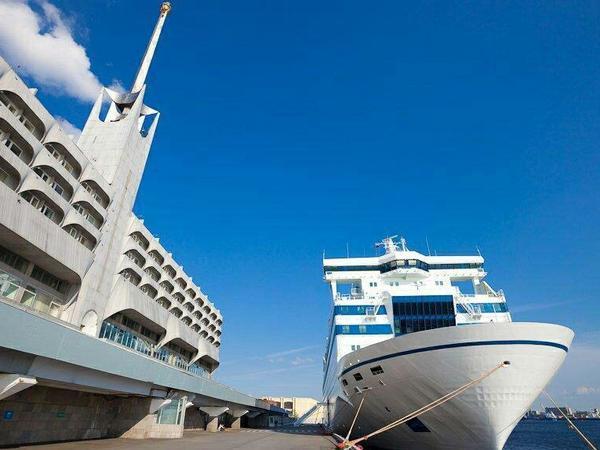 «Морской вокзал» прикроют «Морским фасадом»