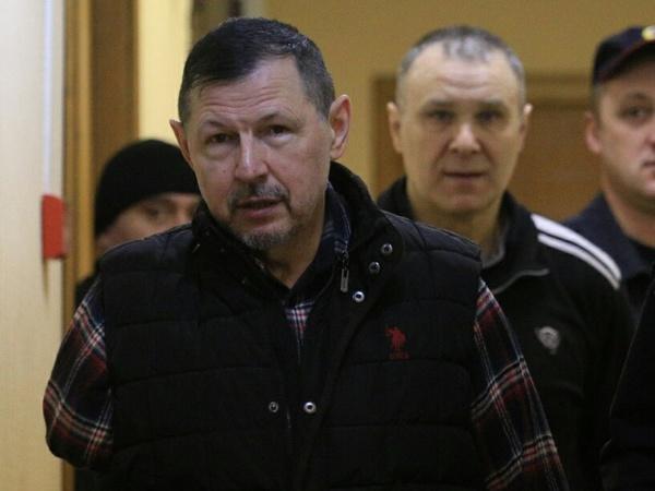 Владимир Барсуков доставлен в Куйбышевский суд
