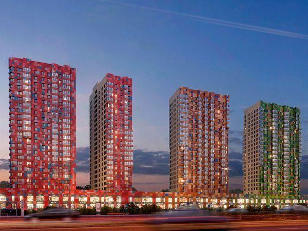 Во второй очереди проекта «Legenda Комендантского» начинается продажа smart-квартир