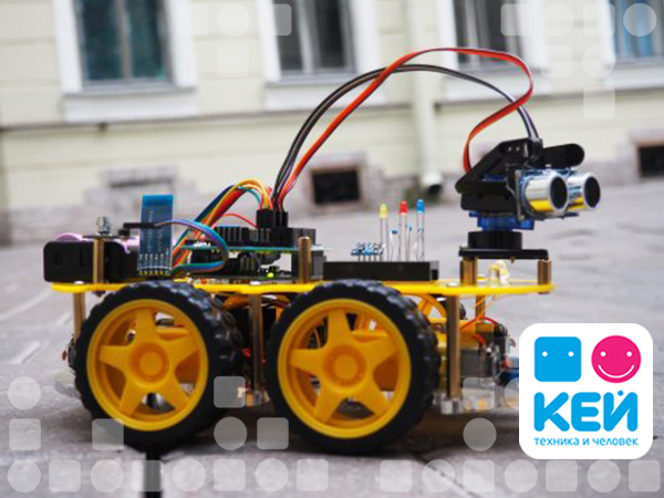 Осваиваем робототехнику легко: обзор полезных наборов от специалистов КЕЙ