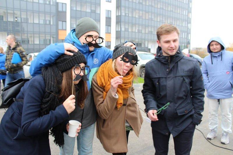 """Праздник """"Новоселье в """"Новоселье"""": встречаем Гамму"""""""