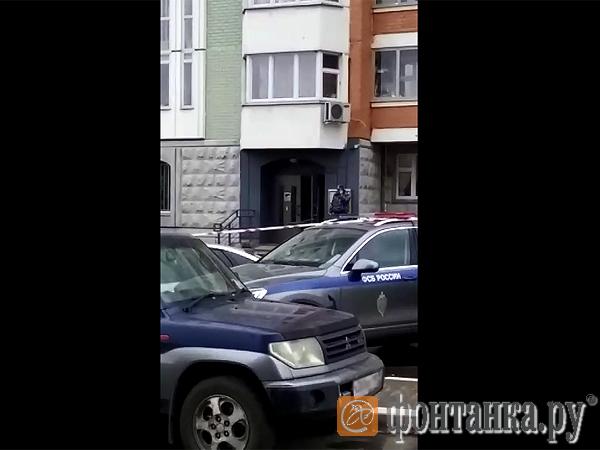 В подмосковной квартире изготавливали бомбы: эвакуирован весь подъезд