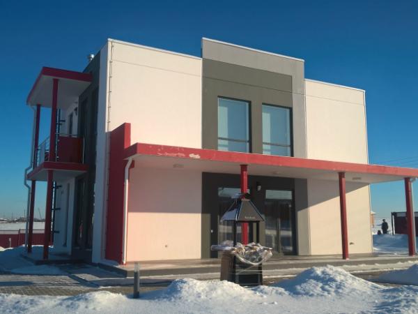 Бетонный коттедж: СК «Муринский» выходит на рынок индивидуального домостроения