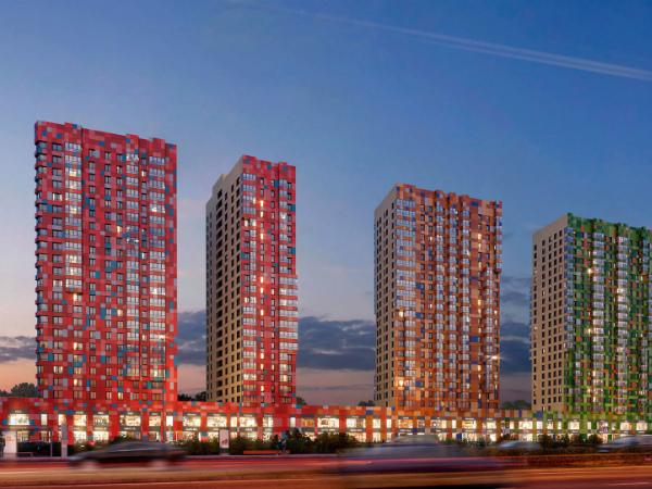«Сбербанк» аккредитовал вторую очередь smart-квартала «LEGENDA Комендантского»