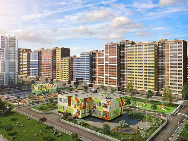 Компания Setl City торжественно открыла детский сад