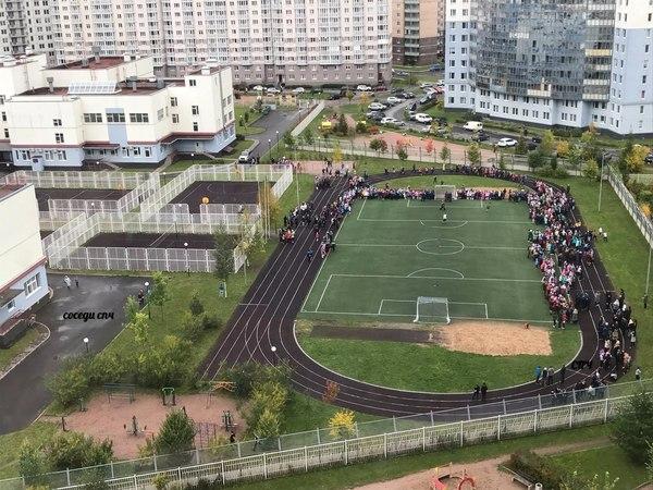 В Петербурге третий день «заминирований». Проверяют школы
