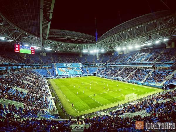 Как «Зенит» стал самым посещаемым клубом Восточной Европы