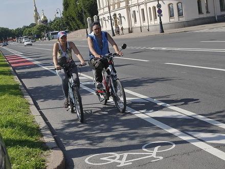Велосипеды проехали мимо радаров