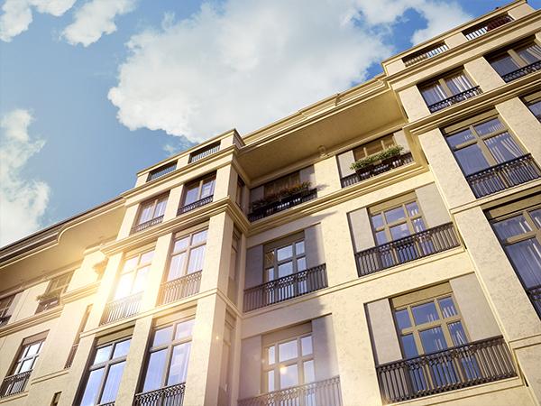 Новые цены на квартиры бизнес-класса