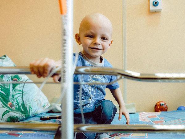 Цели Матвея: победить рак и поехать на море