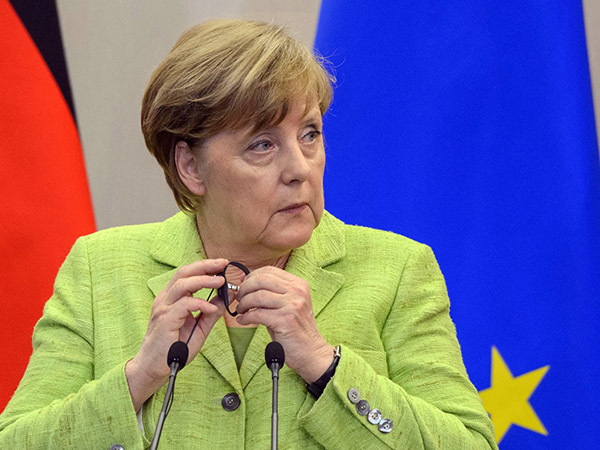 Сметёт ли Ангелу Меркель «ураган над «ямайкой»